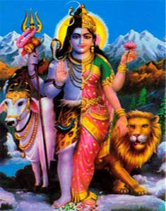 The Lord Umaamaheswaran